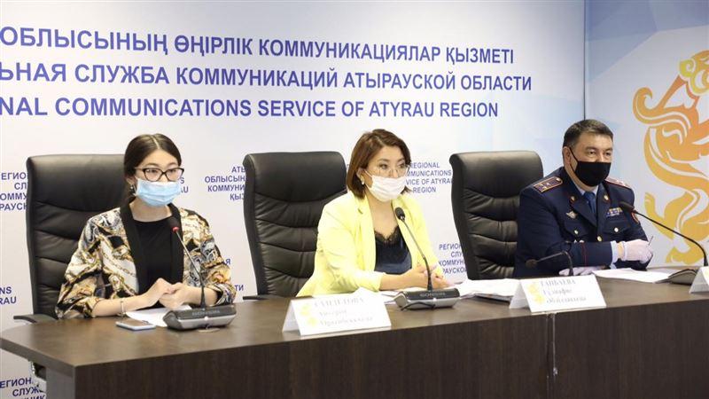 В Атырау жителям запретят находиться на улице с 21:00 до 6:00