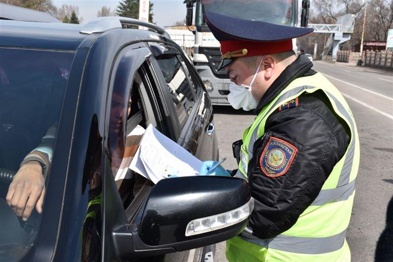 С 7 апреля отменяются все бумажные пропуска и справки для передвижения в Алматы