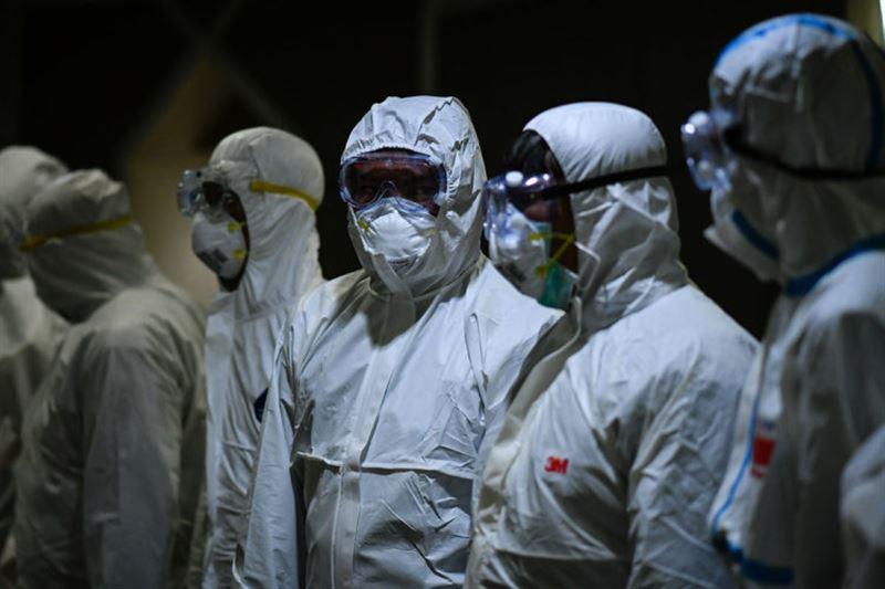 Шымкентте коронавирус жұқтырған 5 адам бір отбасы мүшелері болып шықты