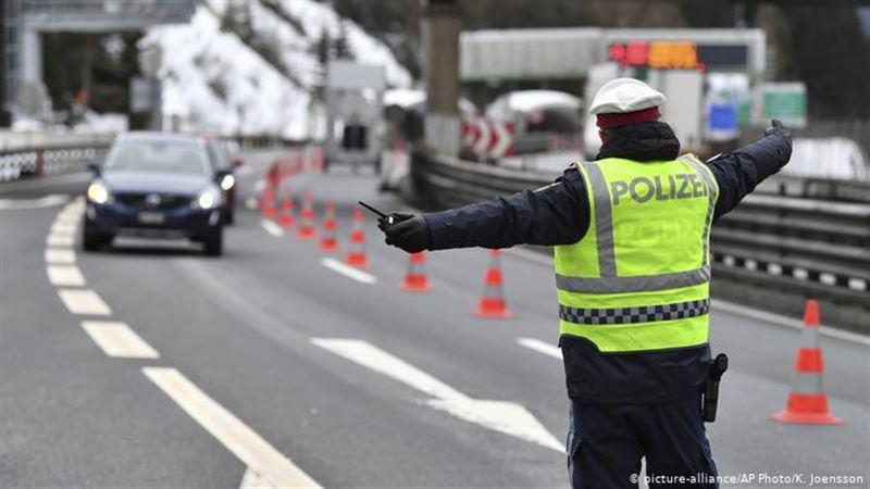 Австрия одной из первых в Европе решилась ослабить меры карантина
