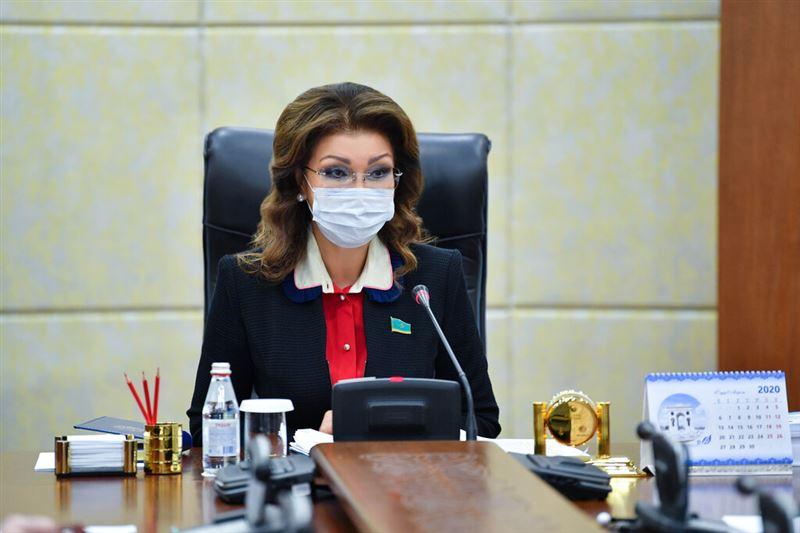 Дарига Назарбаева: «Нужно обратить внимание на тех людей, которые остались без работы»