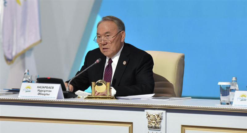 Назарбаев: ертең Қазақстан халқына үндеу жасаймын