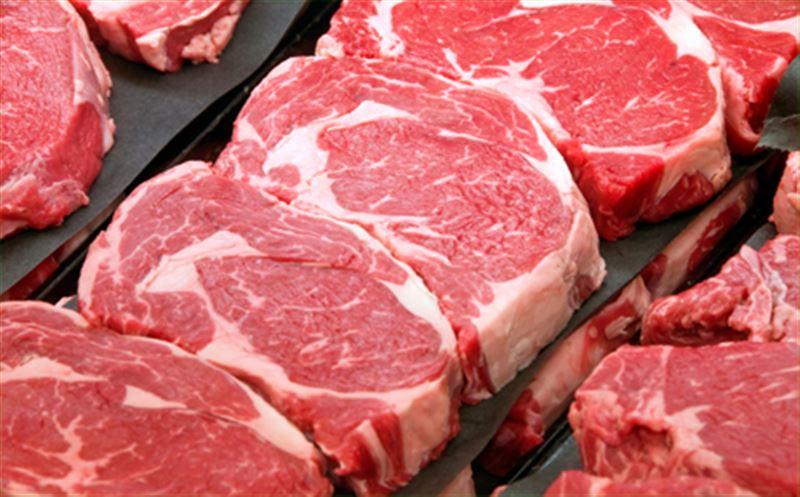 Казахстан отправил в ОАЭ партию мяса самолетом гумпомощи