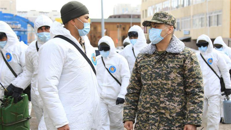 В Казахстан прибудут китайские медики для борьбы с коронавирусом