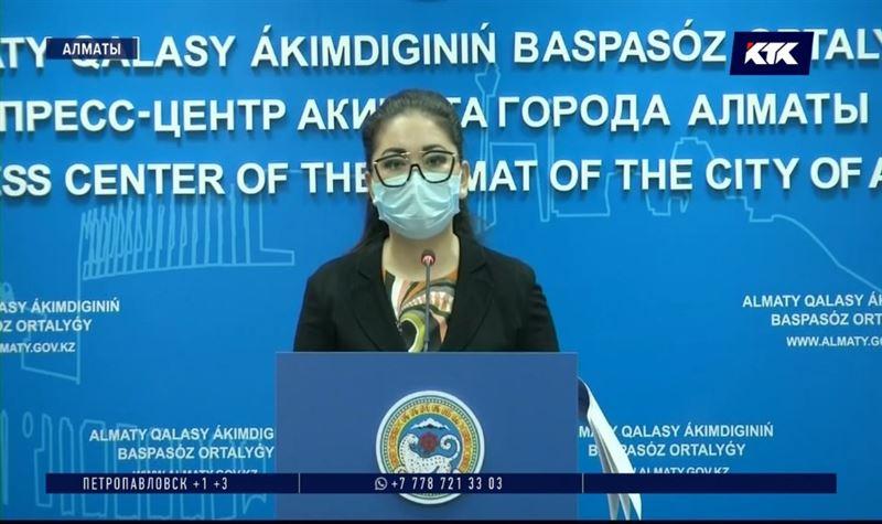 В Алматы растет число инфицированных коронавирусом детей