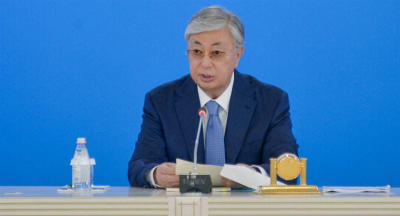 Президент Казахстана и госсекретарь США обсудили ситуацию с коронавирусом