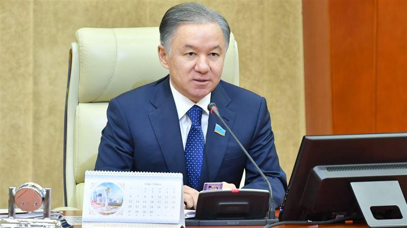 Нурлан Нигматулин: «Сегодняшнее обращение Первого Президента адресовано каждому казахстанцу»