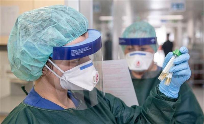 Коронавирус выявлен на месторождении Тенгиз