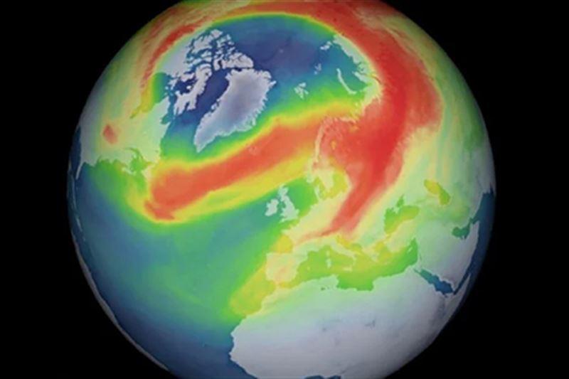 Исследователи обнаружили новую озоновую дыру