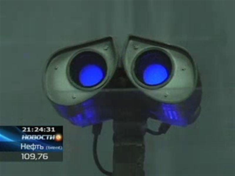 Роботы-иностранцы удивляли жителей Усть-Каменогорска