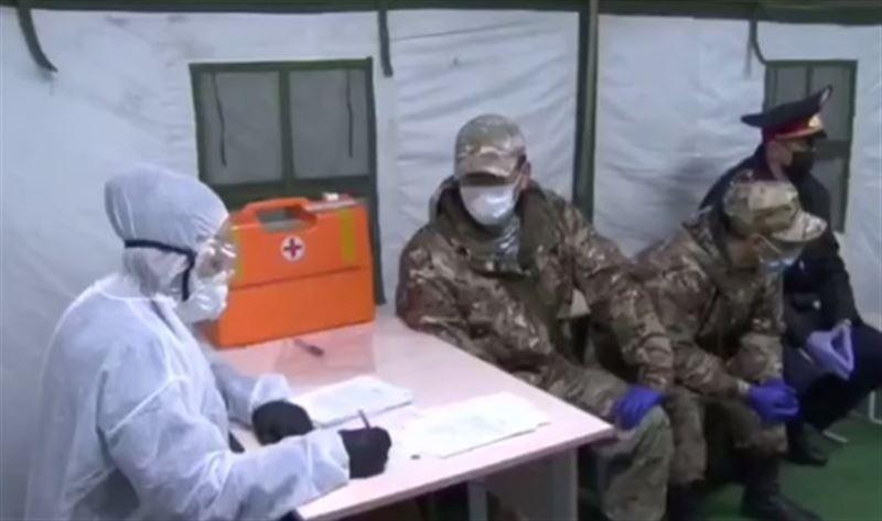 Сагинтаев рассказал, кто проходит проверку на КВИ