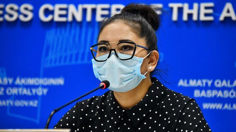 Смягчат ли режим карантина в Алматы, ответила Молдагасимова