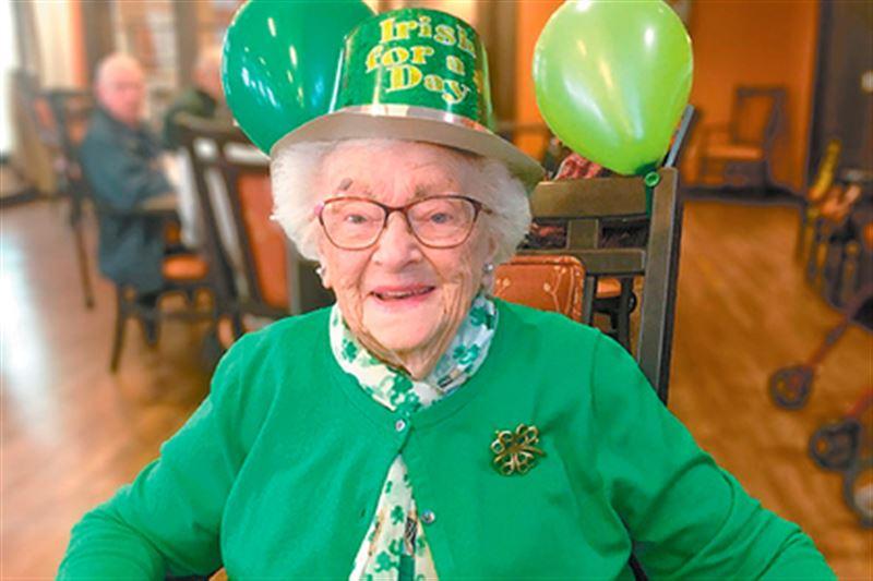 О секрете своего долголетия рассказала 100-летняя женщина из США