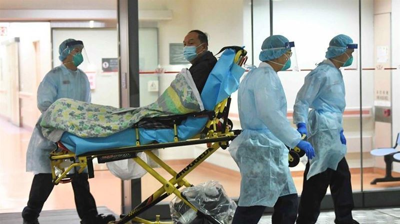 Жаңадан коронавирус анықталған адамдар туралы ақпарат пайда болды