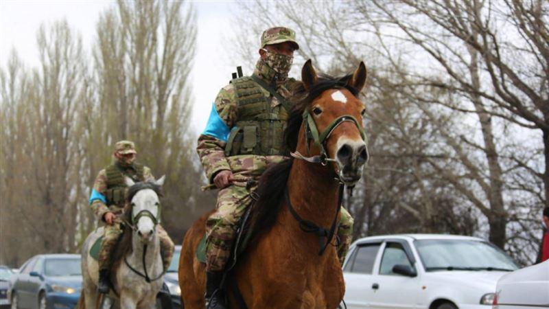 В каких регионах будут проводиться сборы военнообязанных в Казахстане