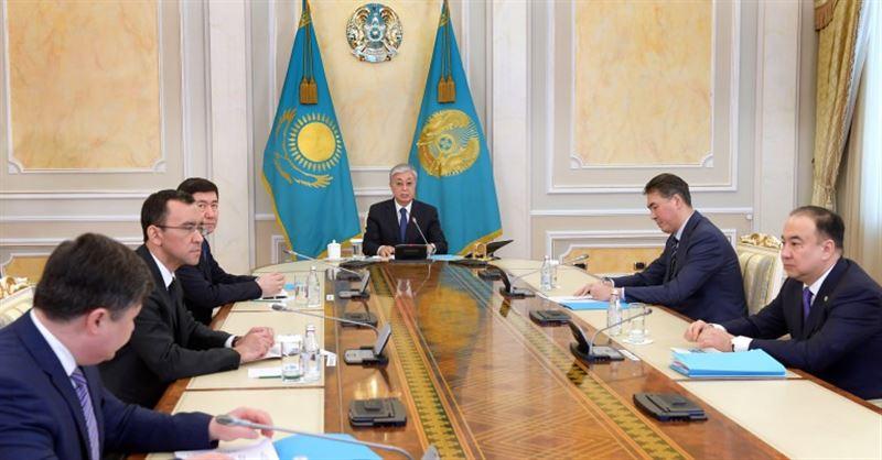 Полный текст выступления президента Казахстана о продлении режима ЧП в стране