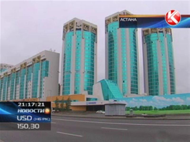 В Астане рабочий-строитель выжил после падения с девятого этажа