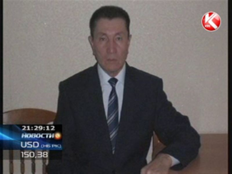 В Акмолинской области неожиданно завершился скандал с дракой между акимом и депутатом