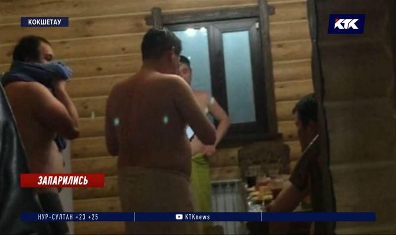Допарились: пятерых следователей уволили за посиделки в бане