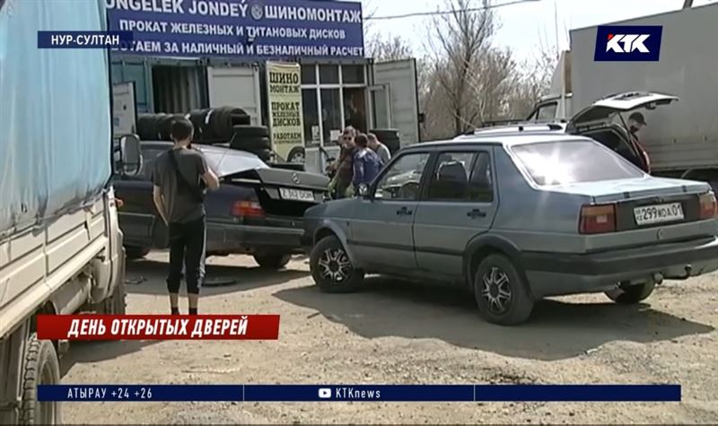 Репортер КТК проверила возобновившие работу предприятия Нур-Султана
