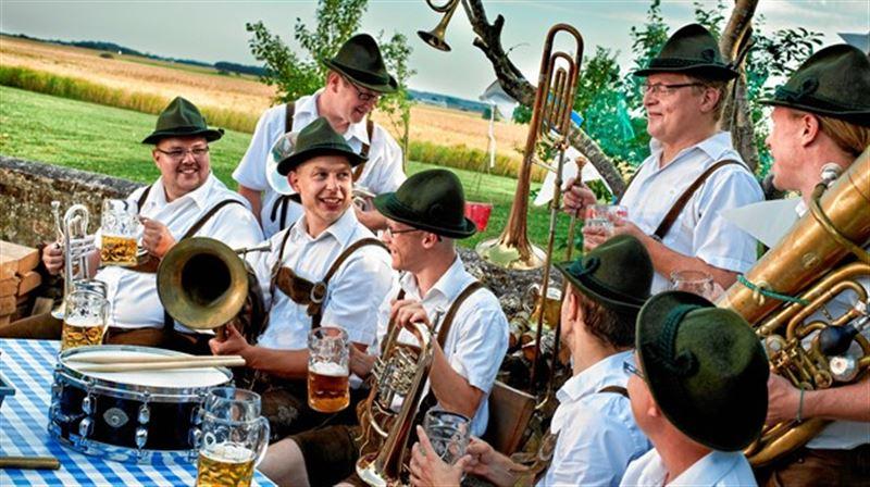 Октоберфест не будет проводиться в этом году в Германии из-за КВИ