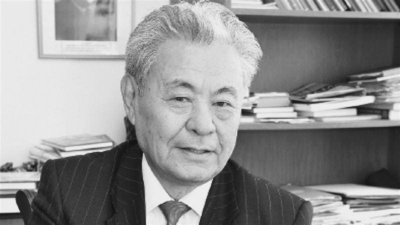 Не стало казахстанского академика Алшынбая Рахишева