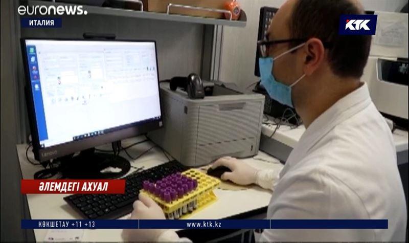 Әлем: Италияда коронавирусқа қарсы препараттар ұсынып жатыр