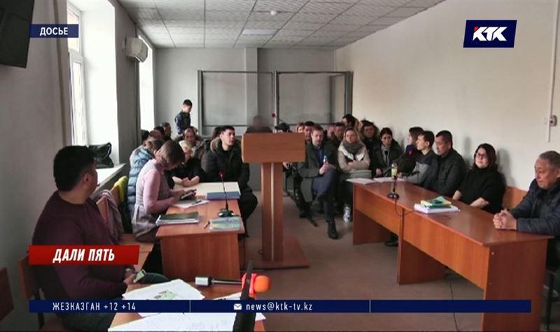 Карагандинский лихач-бизнесмен получил максимально возможный срок