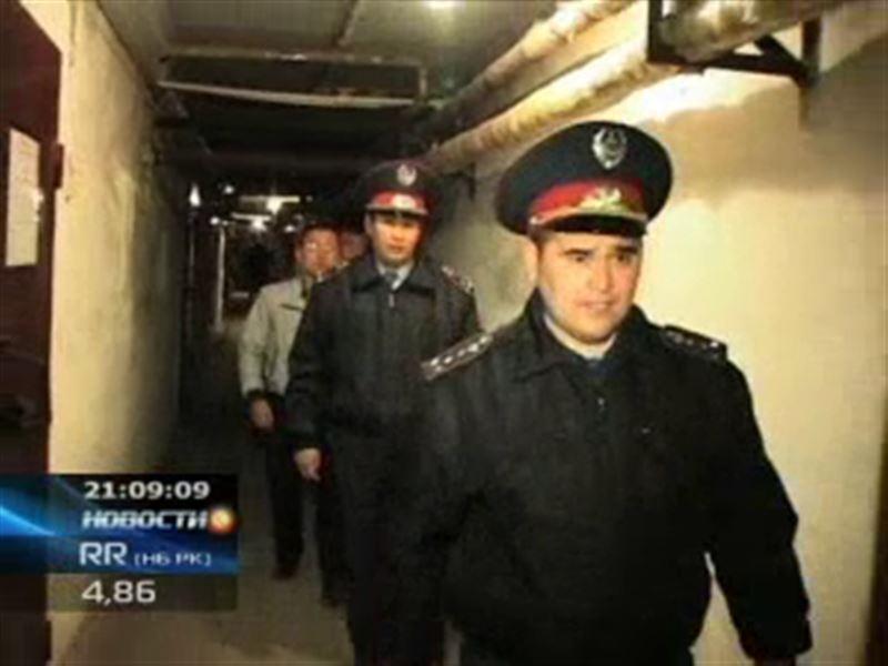 В Петропавловске коммунальный скандал едва не закончился cтрельбой