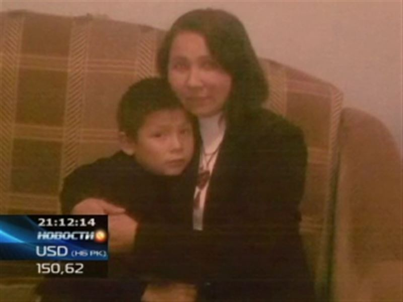 Нашлась мать восьмилетнего найденыша