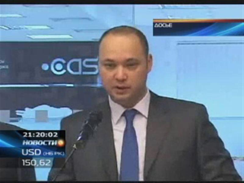 В аэропорту Лондона задержан Максим Бакиев