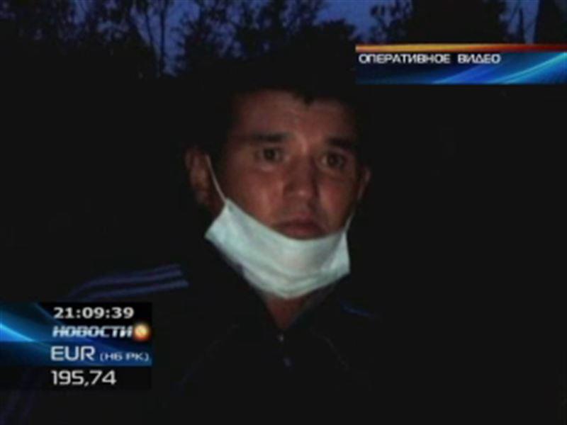 В Южном Казахстане задержали убийцу двух человек