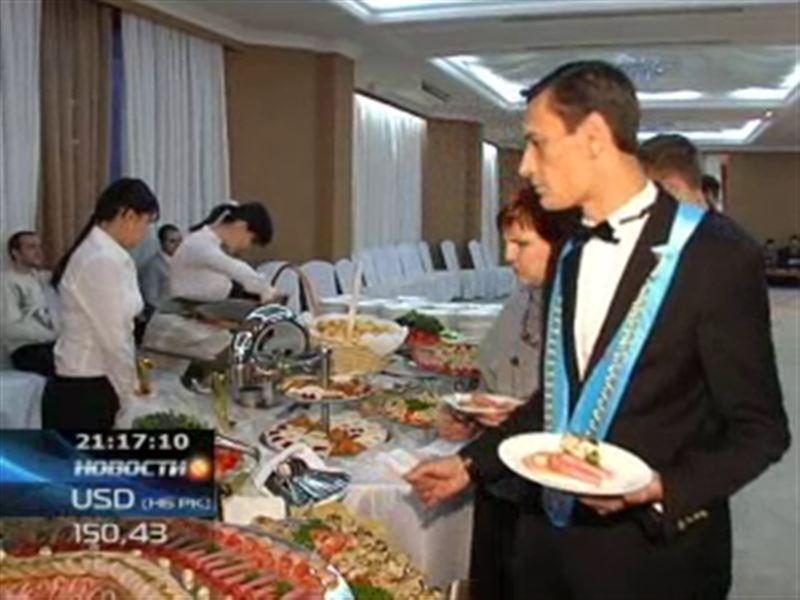 Повара из Алматы закатили пир по случаю своего профессионального праздника