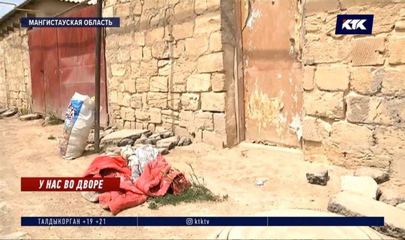 Тело мертвого новорожденного подкинули к дверям частного дома