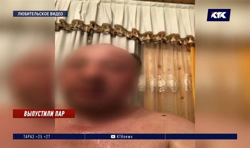 Видео о веселом отдыхе в бане стало поводом для расследования