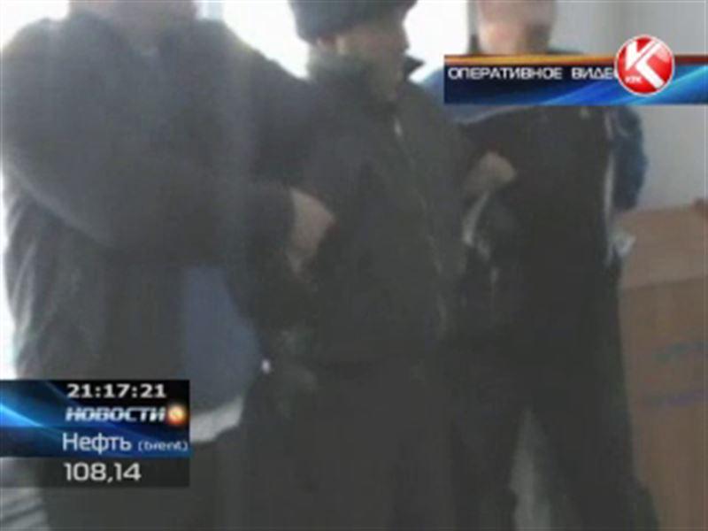 Новые аресты павлодарских пограничников