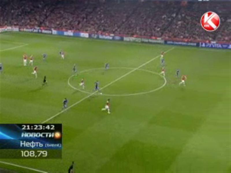 Каждую ночь в прямом эфире КТК лучшие матчи европейского футбола