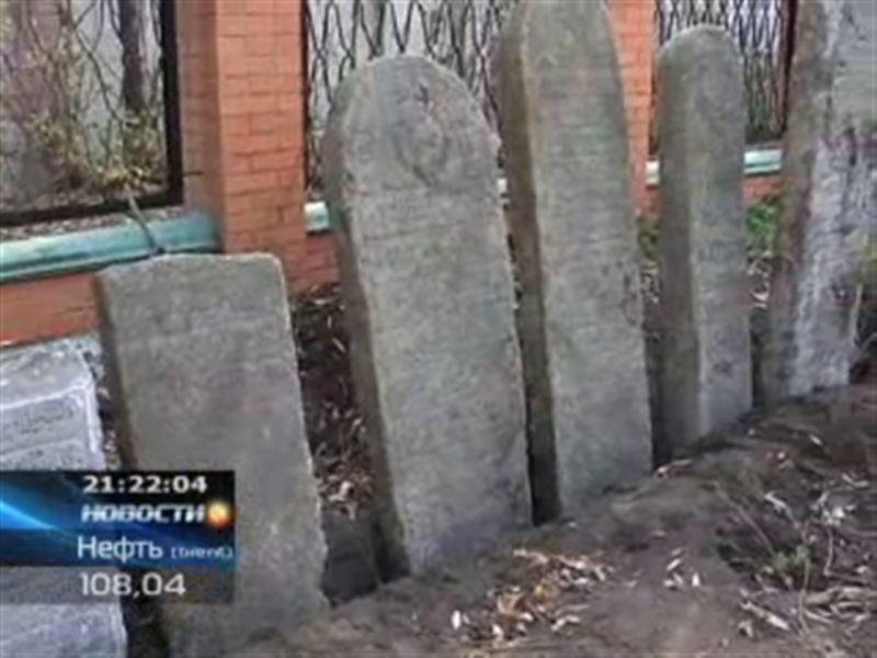 В Петропавловске открыли музей надгробных памятников