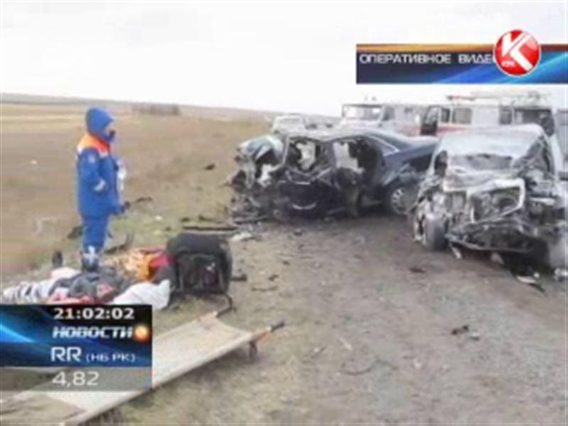 В выходные в ДТП погибли 12 человек