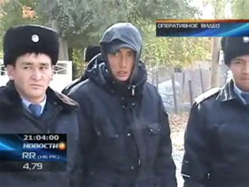 В Алматинской области безработный вырезал целую семью