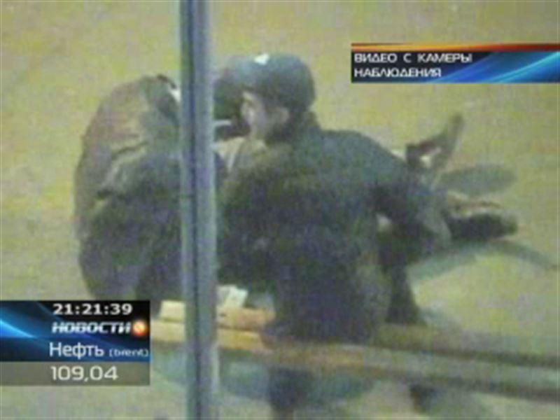 Грабёж в прямом эфире в Павлодаре