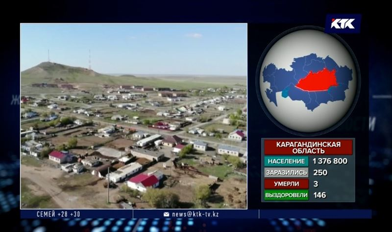 В Карагандинской области передумали открывать столовые и кафе