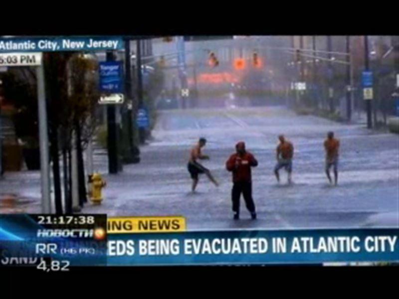 Ураган Сэнди унес жизни 120 человек в США и странах Карибского региона