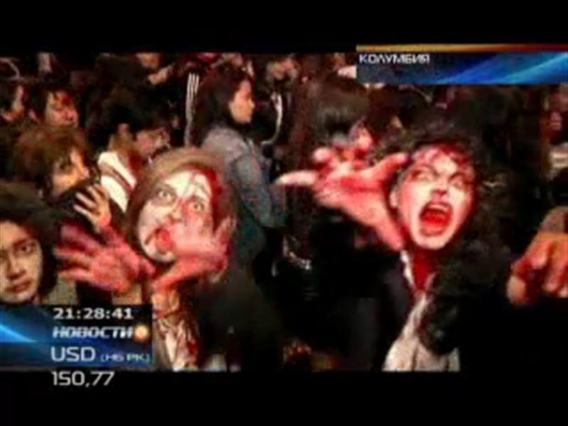Весь мир празднует Хэллоуин
