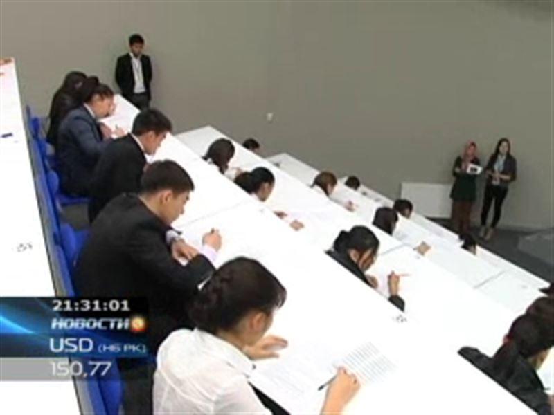 В Алматы прошла олимпиада по казахской литературе