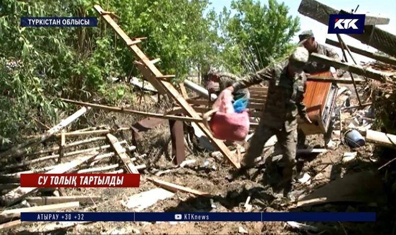 Бес ауылдан 11 миллион 633 мың литр су шығарылды – Мақтаарал