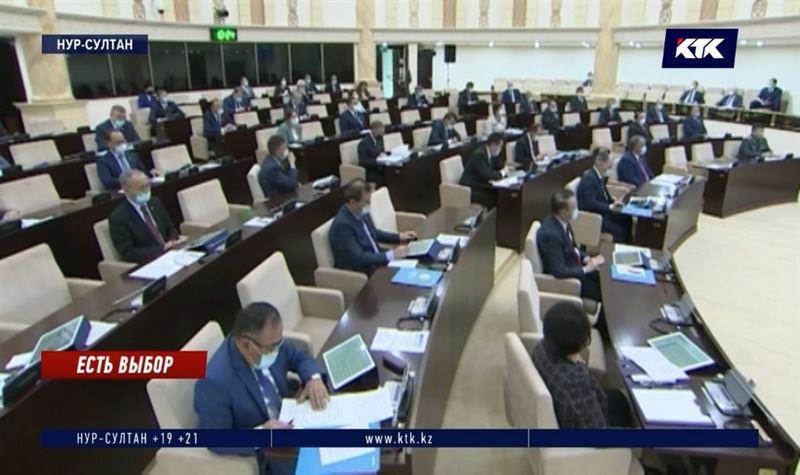 Новости - Сенат принял поправки в закон о выборах