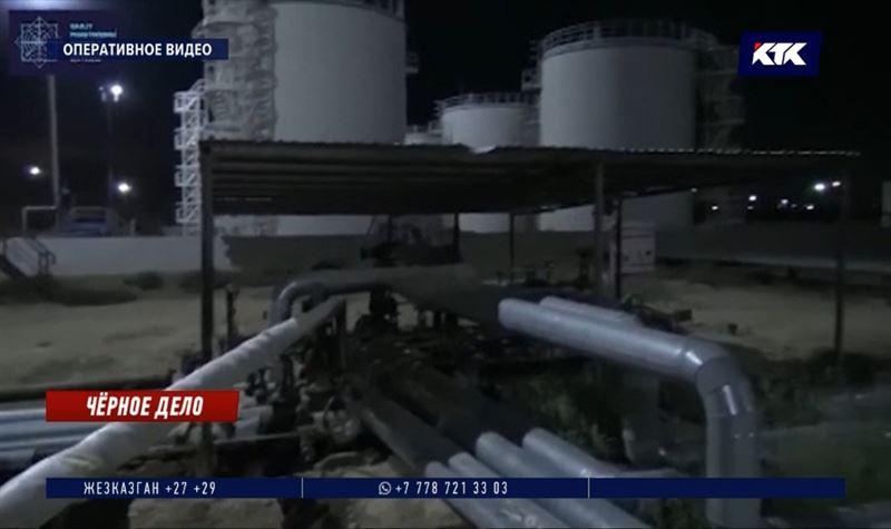 Мангистауское ТОО незаконно добывало и продавало нефть