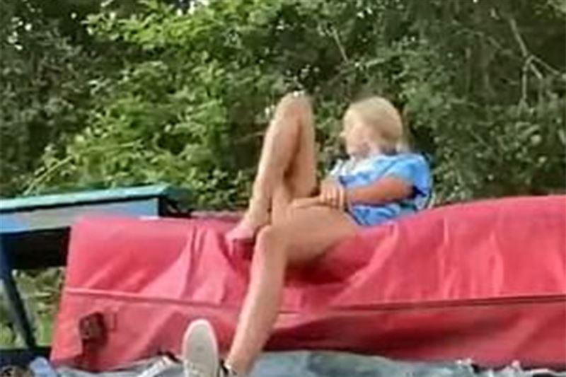 Ядовитая змея укусила девушку на тренировке