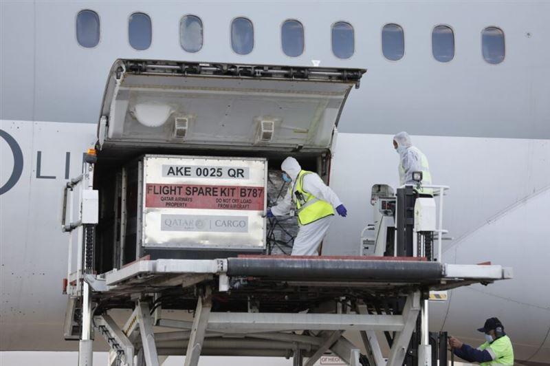 Катар прислал в Нур-Султан 8,5 тонны гуманитарной помощи для борьбы с COVID-19